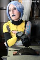 Maya Borderlands 2 Cosplay 2 by Fennec777