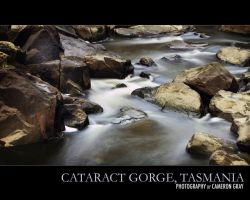 Cataract Gorge 2, 2007 by parablev