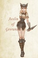 Aeslin of Gev: At Your Service by celyne