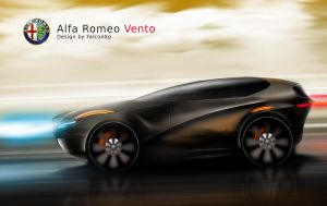 Alfa Romeo Vento Enviroment by FalconXp