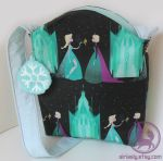 Frozen Elsa Bag by siriasly