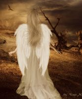 The Unearthly Angel by CvetiM