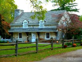 Antique Cottage by JMPorter