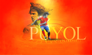 Puyol Collab Finish by M3pHIsT0-DK-ARTS