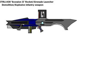 ITRL1430 Explosives Launcher by Marksman104