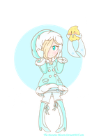 .:Winter Rosalina:. by The-Awesome-Blossom
