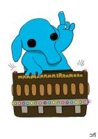 R is for Rebo by striffle