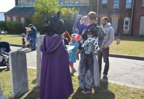 2014 Monster Bash, Stories In the Graveyard by Miss-Tbones