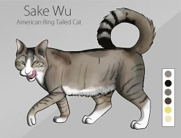 Sake Wu by LeechLights