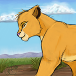 The Lion King: Simba by OneLifeRemaining