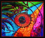 The Eye by petruva1991