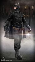 Batman - gotham by gaslight by zahili