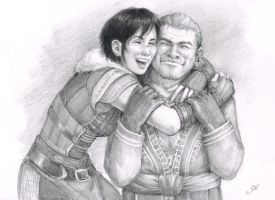 My Varric by RanmaCMH