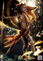 Guardian of Sarawak by Kevin-Glint