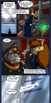 The Cat's 9 Lives! 3 Catnap and Outfoxed Pg43 by TheCiemgeCorner