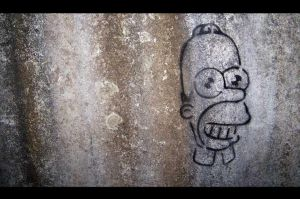 Mr Sparkle - Stencil by Lammie
