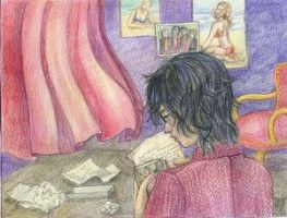 Finding his Mother's..-leochi by HogwartsArt