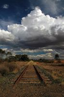 Forgotten Tracks by Commander-Richo