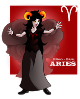 You Are Aries by chickenMASK