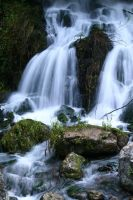 Waterfall Stock 02 by Malleni-Stock