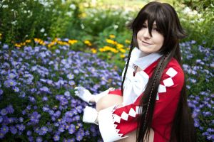 Pandora Hearts - Alice by kayleighloire
