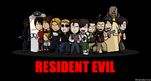 Resident Evil by DZJproduction