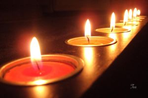A Story in Candles Vl by TeaPhotography