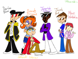 The Kings and Queen of Freed Music by Superion123