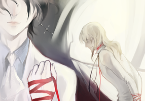 Noblesse: let's play Master and servant by Sawitry