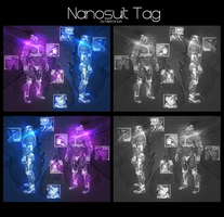 Nanosuit tag by MetronomMTR