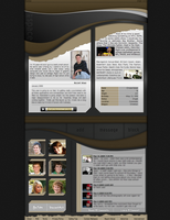 Myspace Layout by chase009