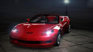 chevy corvette grand sport. HP by daz1200
