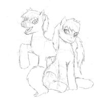 Aapur Pony Commish test by RedusTheRiotAct