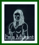 I'm a Mutant Cover by Zanzibar-1