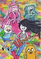 Adventure Time by hirada-meirin