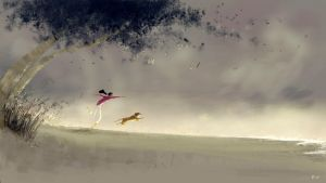 Small stick, big fun. by PascalCampion
