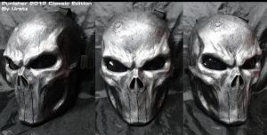 Punisher Mask 2012 Classic by Uratz-Studios