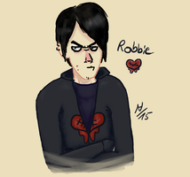 Robbie by thalle-my-honey