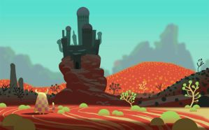 Desert by bear65