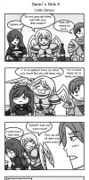 Garen's Girls 4 - Little Sisters by chazzpineda