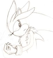 Sketchyness Silver by magicwolf5