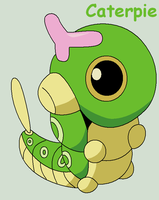 Caterpie by Roky320