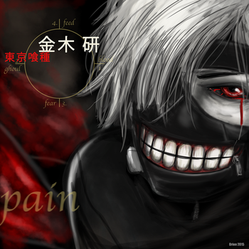 Record Covers - TokyoGhoul by sykoeent