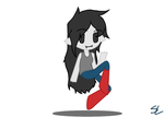 Marceline. by rainbowtiger72