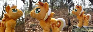 Sun Runner Plushie by MohawkMax