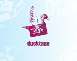 ducktape by Junkandres