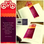 Peace Bookmark by skyrider2000