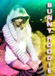 Bunny Hoodie by ProudPastry