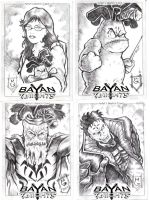 BK- Sketch Card 01 by Mykemanila