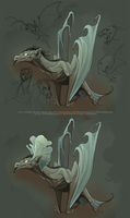 Dragon Concept by GreekCeltic